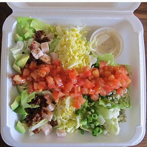 Food For Thought Take Out - Cob Salad