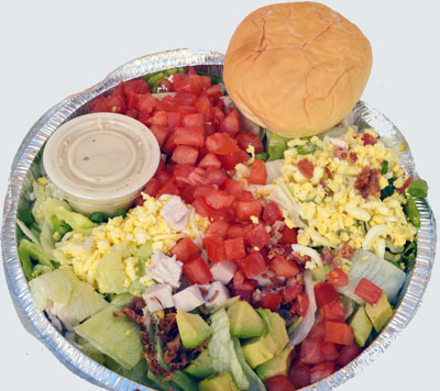 Cobb Salad Food For Thought Take Out