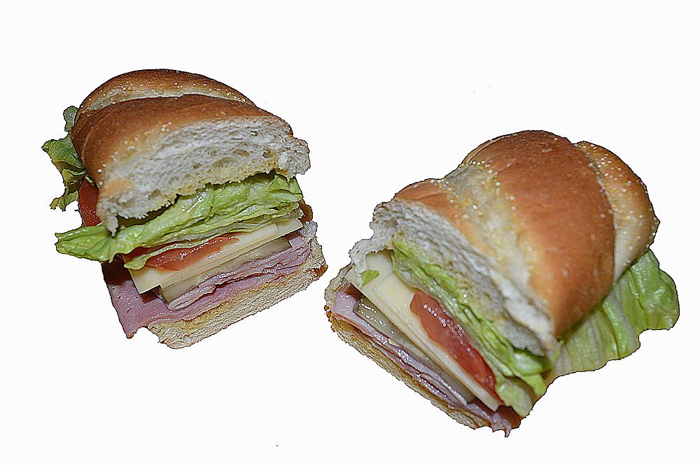 Food For Thought Ham Cassic Sandwich